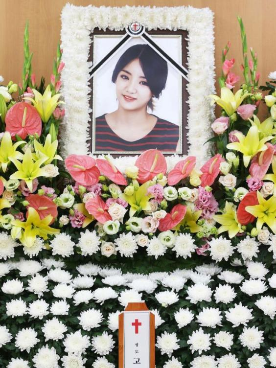 Ladies Code Singer Rise Dies Four Days After Band Mate
