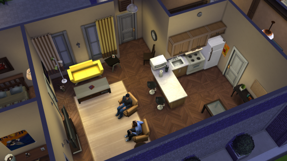 Someone Recreated Friends In The Sims 4 And Did A Damn