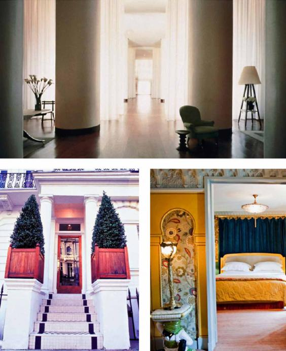 Boutique hotels 30 years of schrager 39 s blueprint the for Boutique hotel paris 16