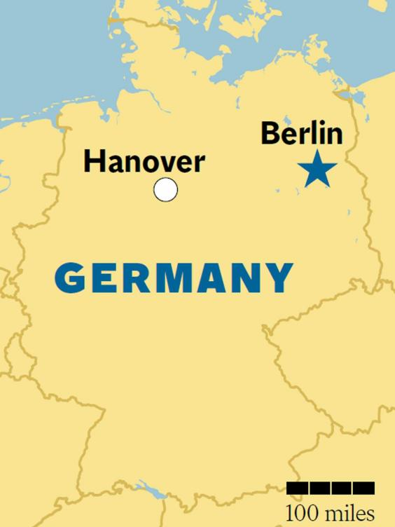 Hanover The city that spawned a British monarchy The Independent