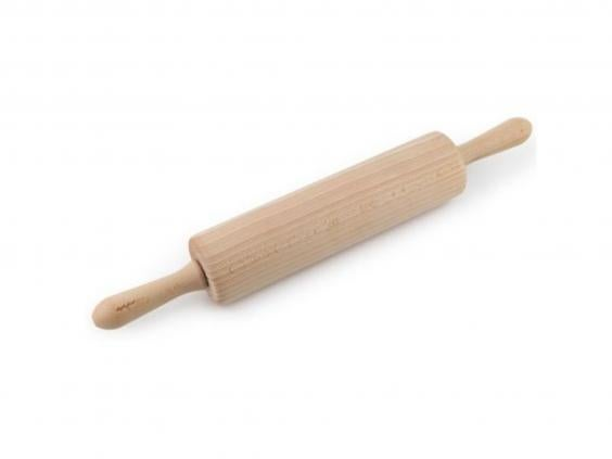 how to draw a rolling pin