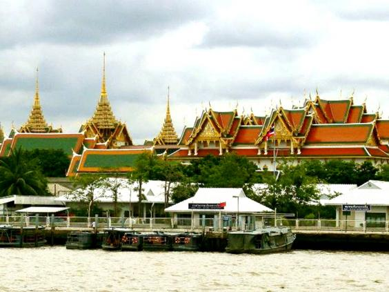 The Grand Palace in Bangkok from the River - Credit Mda.jpg