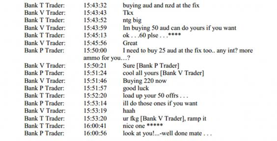 Forex chat transcripts