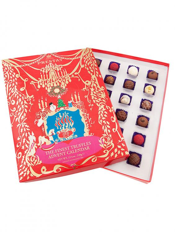 Advent Calendar 2016 Chocolate : Best chocolate advent calendars the independent