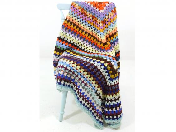 Oxfam Knitting Pattern For Blankets : Christmas 2014: 11 best home and interiors gifts The ...