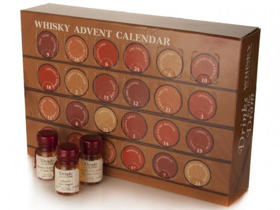 Mens Advent Calendar Ideas : Christmas best alternative advent calendars the