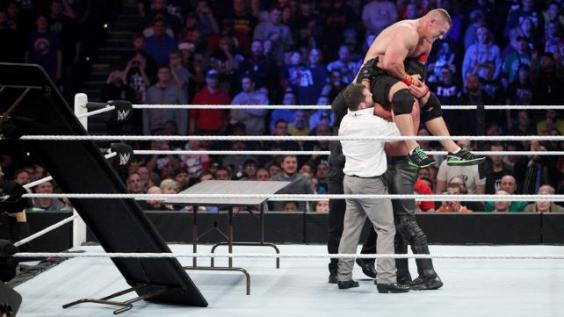 WWE TLC 2014 results: PPV sees Roman Reigns returns to save John ...
