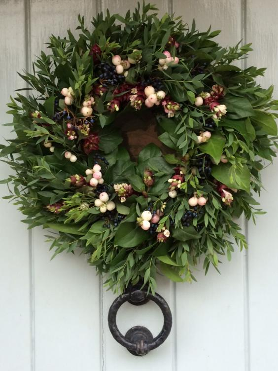 Christmas best real wreaths the independent