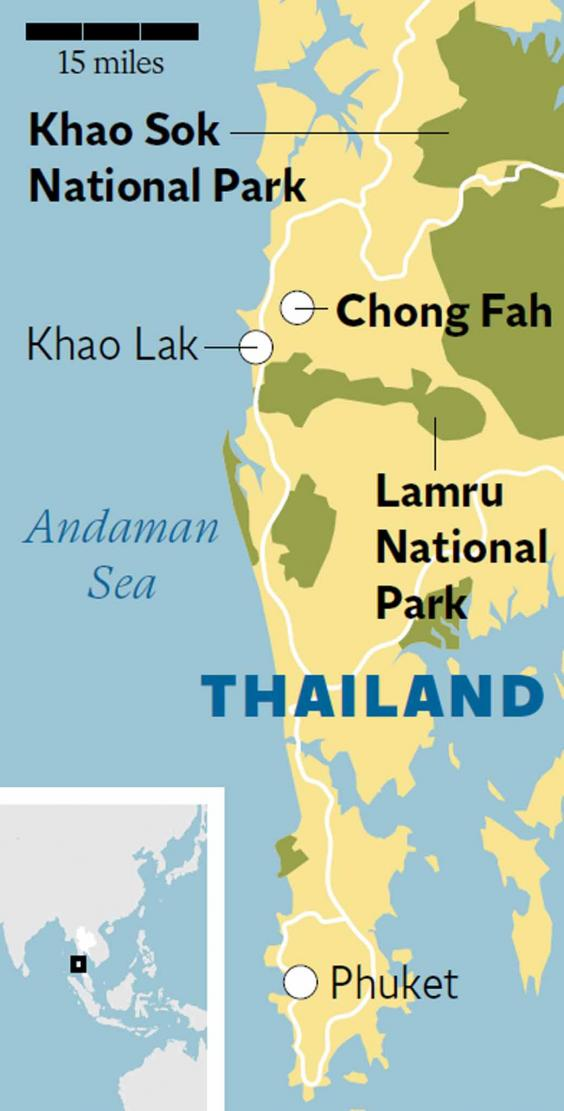 Khao Lak A fresh start a decade after the tsunami The Independent