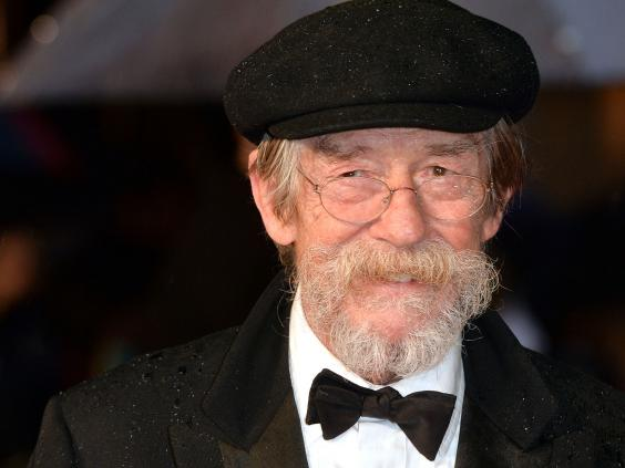 John Hurt, 'Alien' and 'The Elephant Man' Star, Dies At 77