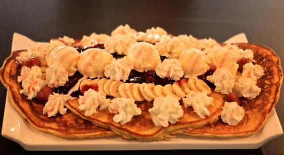 Huckleberry S Food Challenges