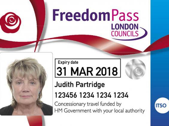 Freedom Pass expiring How and when to renew London travel permits – Bus Pass Template