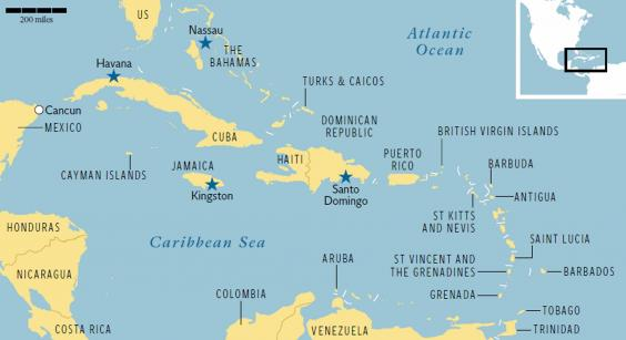 Caribbean On A Budget Travellers Guide The Independent - Cheapest caribbean islands