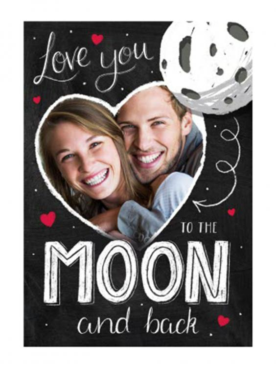 Valentines Day cards 5 best online card shops – Moonpig Valentines Cards