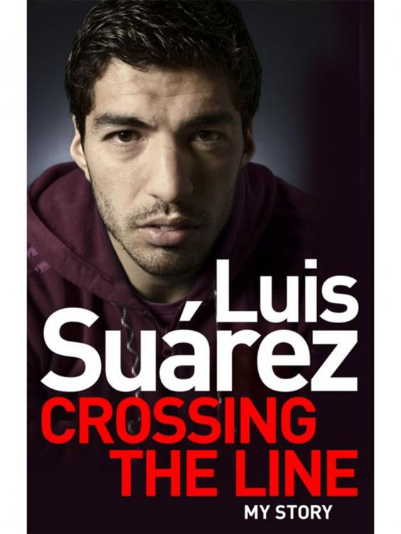luis suarez crossing the line epub download gratis