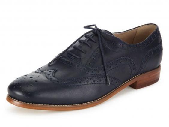 Asos Ladies Navy Shoes