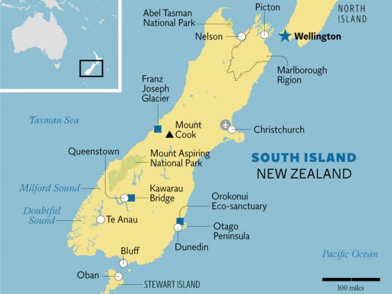Day South Island Tour New Zealand