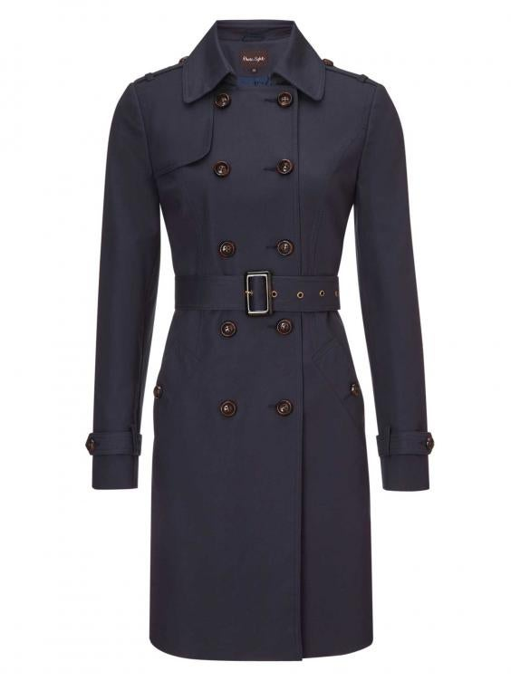 You searched for: women trench coats navy! Etsy is the home to thousands of handmade, vintage, and one-of-a-kind products and gifts related to your search. No matter what you're looking for or where you are in the world, our global marketplace of sellers can help you .