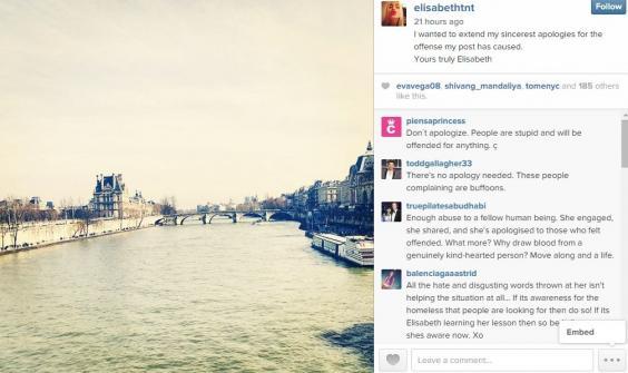 Elisabeth von Thurn und Taxis instagram apology_1.JPG