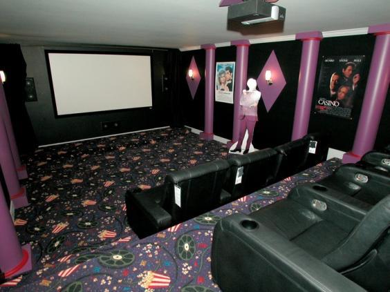 Cinema Lobby Carpets A Celebration The Independent