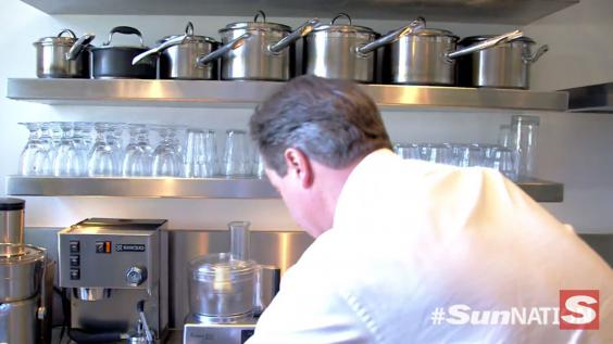 Inside David Cameron\'s kitchen: What we learned from a day with ...