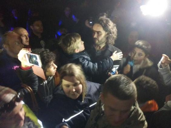 russell brand sweets way.JPG