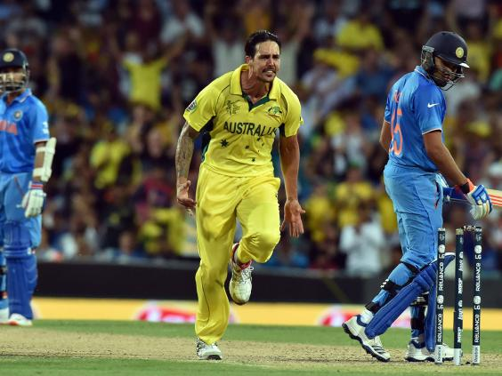 Australia vs india match report steve smith and mitchell johnson mitchell johnsong fandeluxe PDF