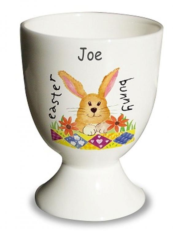 Easter 2015 14 best decorations the independent personalised egg cupg negle Image collections
