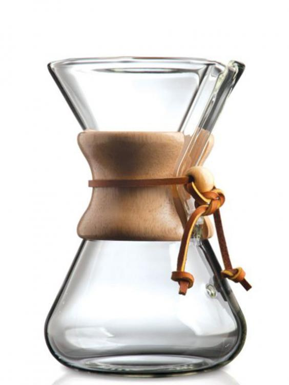Chemex Manual Coffee Maker : 10 best manual coffee makers The Independent