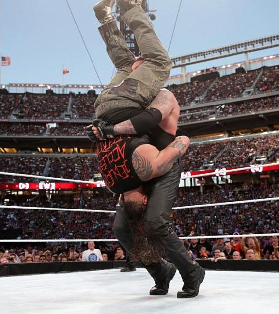 WrestleMania 31: The Undertaker Begins A New Streak After