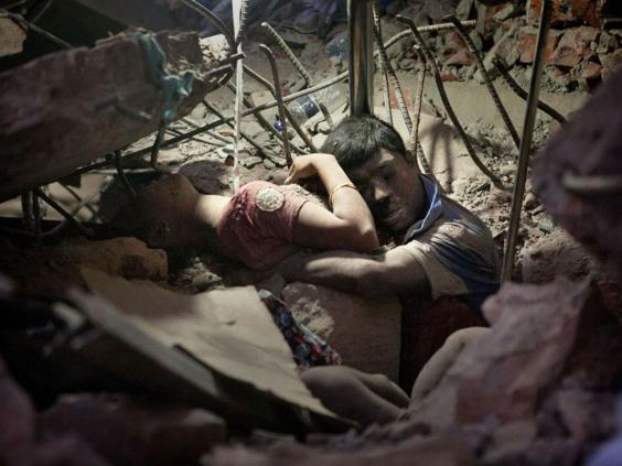 Bangladeshi factory collapse: Clothing companies fail to pay into ...