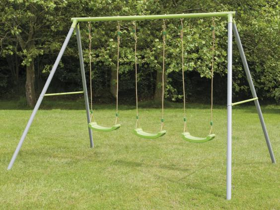 9 best children's swing sets | The Independent