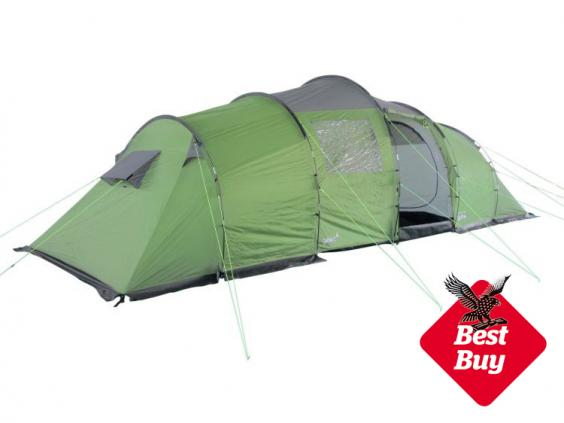 10 Best Family Sized Tents The Independent
