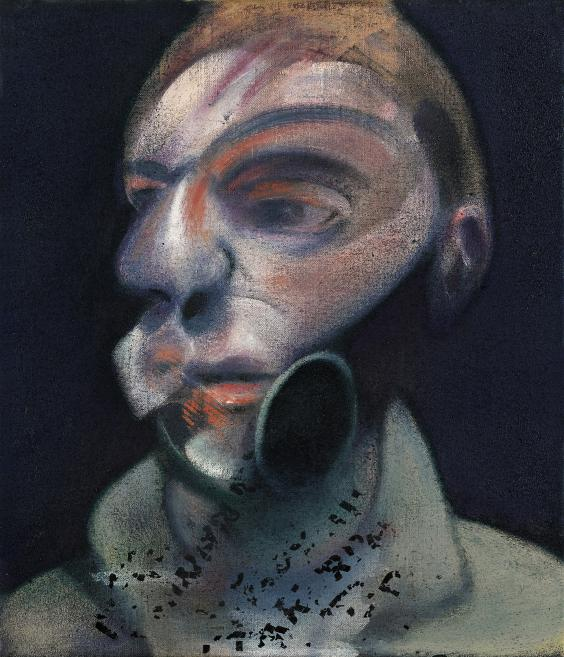 Unseen Francis Bacon self-portraits go on show for first time in ...