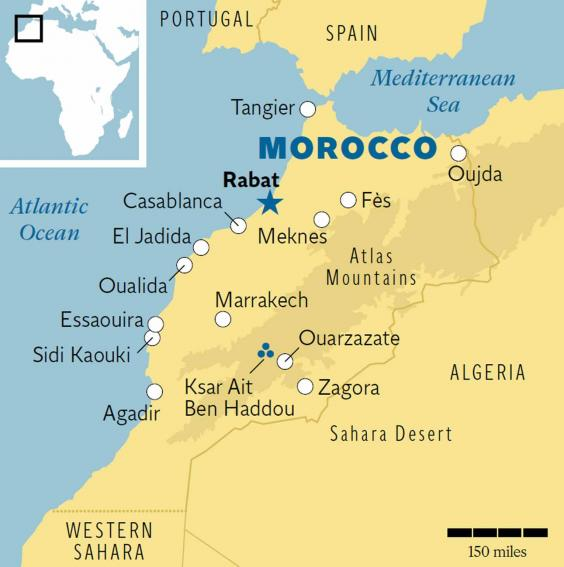 Morocco For Families From The Atlas Mountains To Saharan