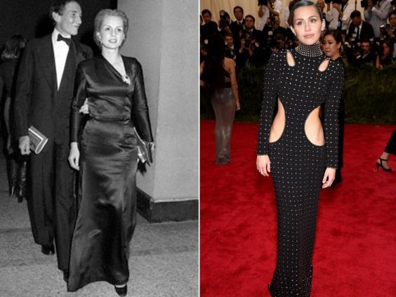 compare contrast fashion