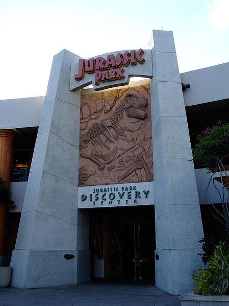 449px-Jurassic_Park_Discovery_Centre.jpg