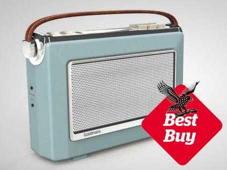 10 best portable dab radios the independent. Black Bedroom Furniture Sets. Home Design Ideas
