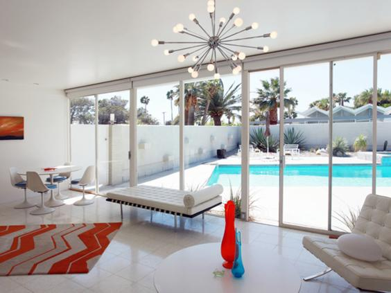 Palm Springs: a living museum of mid-century modern architecture ...