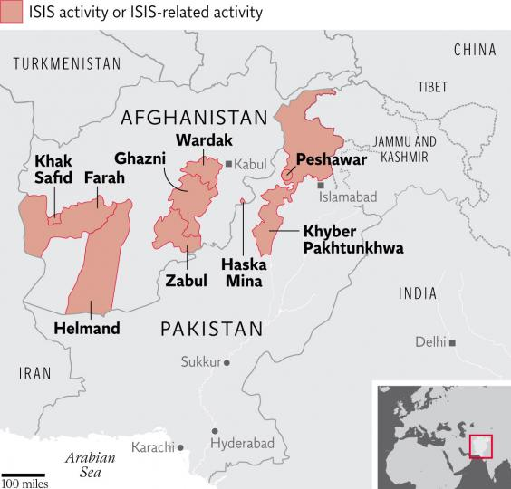 Isis A Year Of The Caliphate Maps That Show How Far And Fast - Maps where jhadist are lockated in us