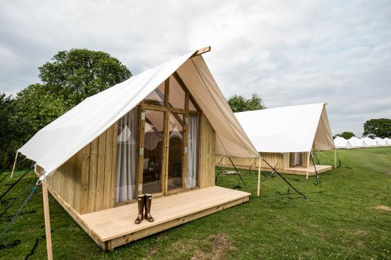 The Pop-Up Hotel - Tented Cabins -Glastonbury 2015 - photograpy credit Latitude Photography.jpg