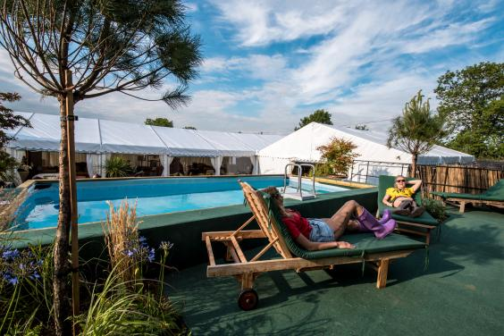 The Pop-Up Hotel - Poolside - Glastonbury 2015 - photograpy credit Latitude Photography.jpg