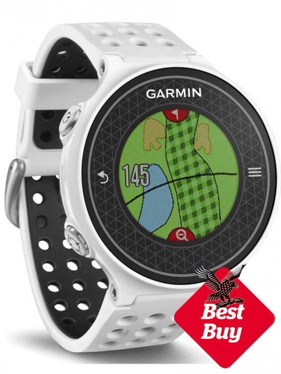 This Masterstroke Of Technology Is Like A Cadon Your Wrist See Birds Eye Views Of Over  Courses Lay Up Distances And Easy To Read Yardages On A