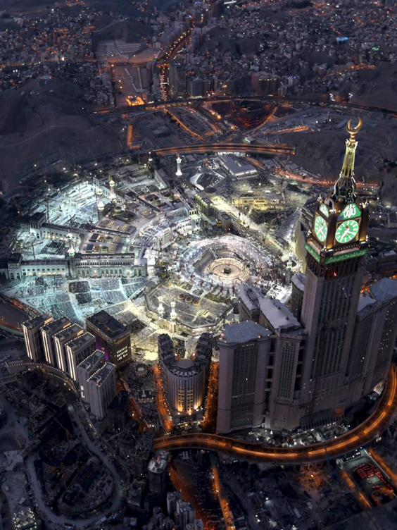 Jew Detector: The City Of Mecca During Ramadan - In Pictures