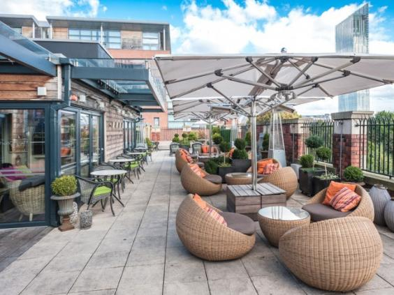 Top 10: UK rooftop bars | The Independent