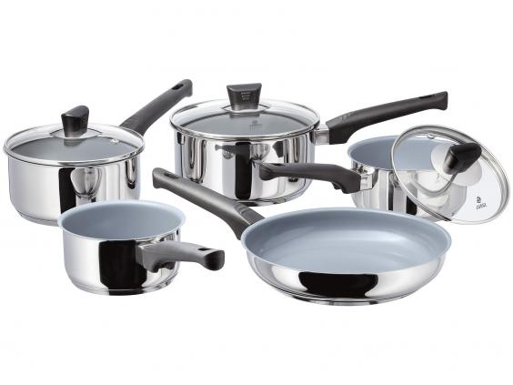 11 Best Saucepan Sets The Independent