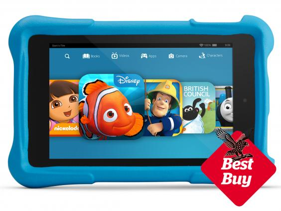 educational tablets for toddlers