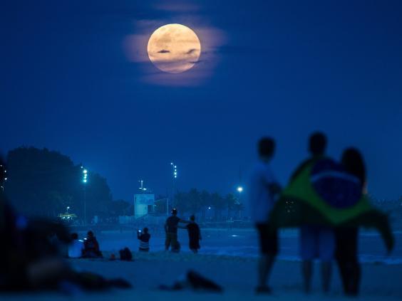 blood moon tonight uk - photo #34