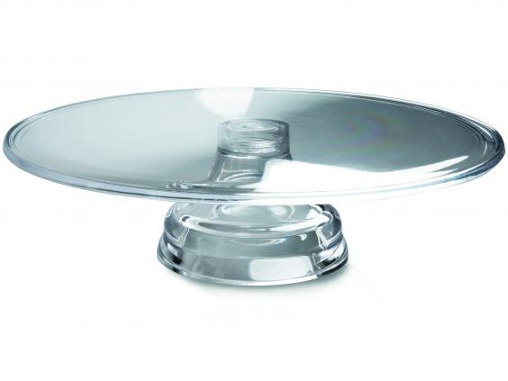 Here\u0027s a stand that lets the cake do the talking. The plain glass design makes it a versatile choice for displaying everything from tarts to two-tier ...  sc 1 st  The Independent & 10 best cake stands | The Independent