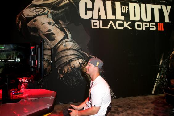 Playing videogame encourages violent behaviour among teenagers?